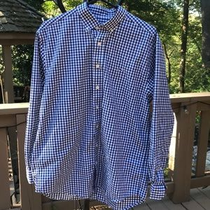 Men's Vineyard Vine Shirt - Sz L
